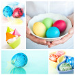 Easter Collage — Stock Photo #68174989