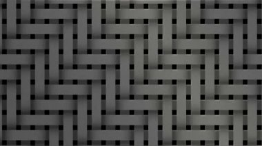 Interwoven Tape pattern wallpaper — Stock Video