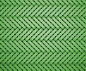 Pattern tube overlap parallel green — Stock Photo