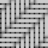 Pattern tube overlap enlarge — Stock Photo