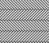 Pattern tube overlap parallel enlarge — Stock Photo