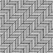Pattern tube overlap parallel slope — 图库照片