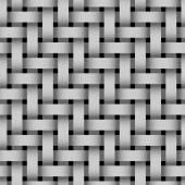 Pattern L shape enlarge — Stock Photo