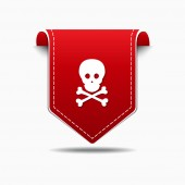 Danger Sign Icon Design — Stock Vector