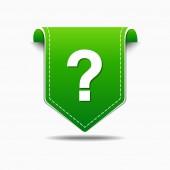 Help Icon Design — Stock Vector