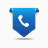 Phone Icon Design — Stock Vector