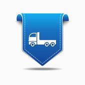 Transport Vehicle Icon Design — Wektor stockowy