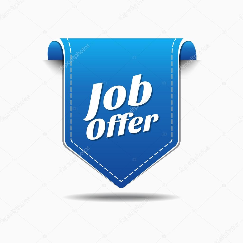 job offer icon design stock vector © rizwanali3d 63383929 job offer icon design stock vector 63383929