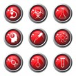 SEO Internet Sign Icon Set — Stock Vector #75650243