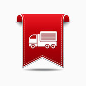 Transport Vehicle Icon Design — Stock Vector