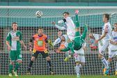 Rapid vs. Sturm Graz — Stock Photo