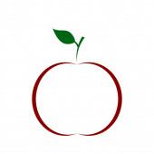 Apple — Stock Photo