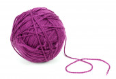 Ball of yarn — Foto de Stock