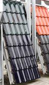 屋根瓦 — ストック写真