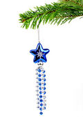 Christmas decoration  isolated on white background... — Stock Photo