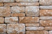 Sfondo muro di pietra... — Foto Stock