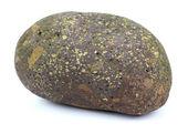 Round stone... — Stock Photo