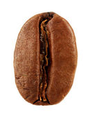 Coffee beans isolated on white background. — Stock Photo