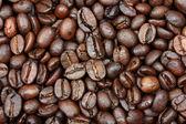 Espresso Coffee Beans - Stock Image — Stock Photo