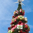 Christmas tree in Moscow — Stock Photo #57682529