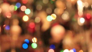 Abstract christmas — Стоковое видео