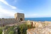 Středověká pevnost Kaliakra — Stock fotografie