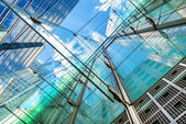 Modern Glass Architecture — Stock Photo
