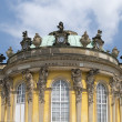 Palace in Sanssouci park in Potsdam, Germany — Stock Photo #78329304