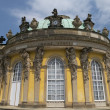 Palace in Sanssouci park in Potsdam, Germany — Stock Photo #78329336