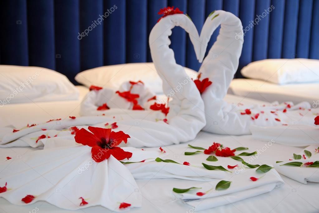 Camera da letto di lusso in un hotel suite foto stock for 2 piani di camera da letto