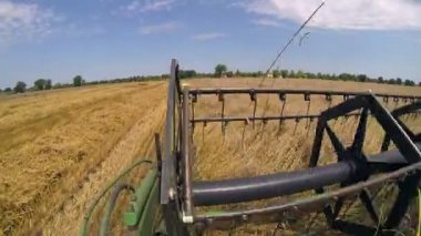 Agricultural Machinery in Action — Stock Video