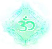 Om aum symbol  — Stock Photo
