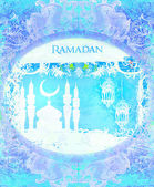 Ramadan Kareem Design  — Stock Photo