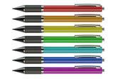 Colored ballpoint pens 2 — Stock Photo