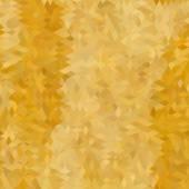 Yellow triangle — Stock Photo