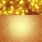 Bokeh złote tło — Zdjęcie stockowe
