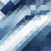 Cubos azuis — Fotografia Stock