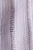 White Flax Cloth for Fashion — Foto Stock