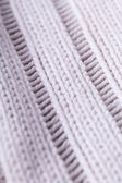White Flax Cloth — Stock Photo