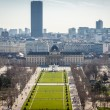 View over the rooftops of Paris — Stock Photo #54160561