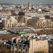 View over the rooftops of Paris — Stock Photo #54160591