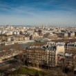 View over the rooftops of Paris — Stock Photo #54160667