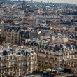View over the rooftops of Paris — Stock Photo #54160743