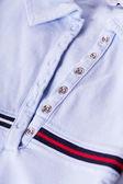 Casual shirt collar — Foto de Stock