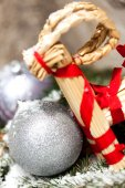 Kerstballen — Stockfoto