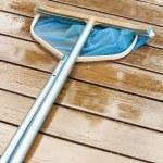 Brush for Swimming Pool — Stock Photo #59403187