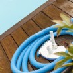 Brush for Swimming Pool — Stock Photo #59403227