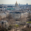 View over the rooftops of Paris — Stock Photo #61433033