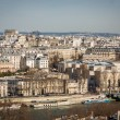 View over the rooftops of Paris — Stock Photo #61433203