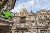 Elegant 19th century historical building — Stockfoto
